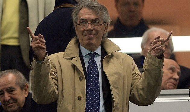 Массимо Моратти, Getty Images