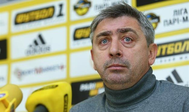 А.Призетко стал исполняющим обязанности основного тренера «Металлиста»
