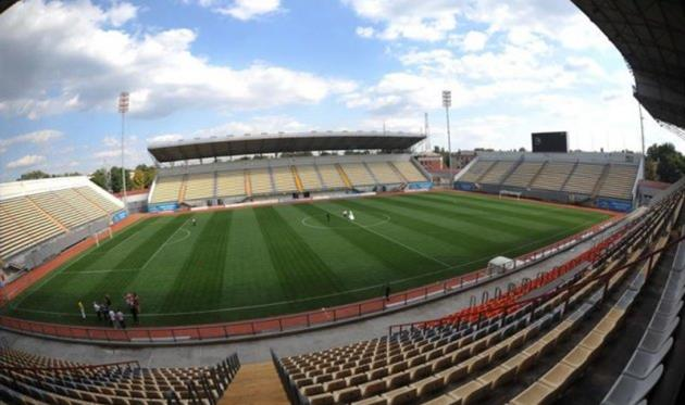 Стадион Славутич Арена (Запорожье)