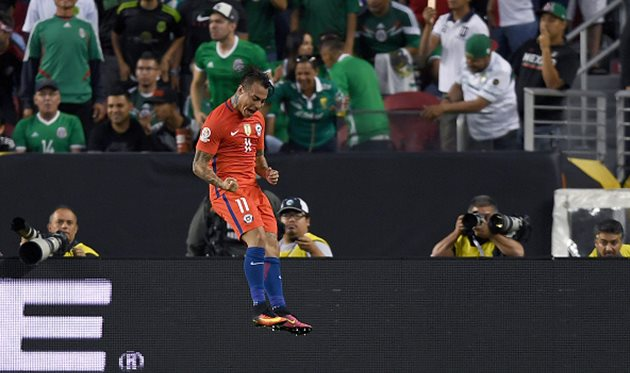 Эдуардо Варгас, Getty Images