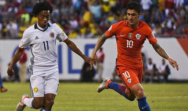 Пабло Эрнандес (справа), Getty Images