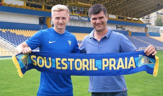 Дмитрий Ярчук (слева), estorilpraia.pt