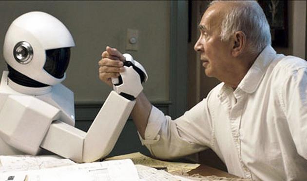 Б/О или Человек против робота