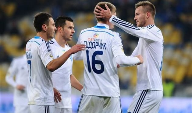 «Динамо»— «Днепр» 1:0. Отчет оматче. Минимальная победа наклассе