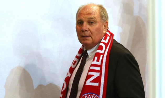 Ули Хенесс возвратит себе пост президента «Баварии»