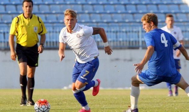 «Хайдук» расторг договор сукраинским футболистом после нетрезвого ДТП