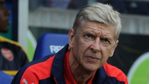 """Венгер: «""""Арсенал""""— не соперник МЮвфинансах, однако соперник наполе»"""