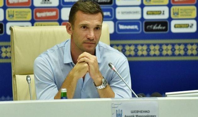 Шевченко поведал оновом стиле, который собирается привить сборной Украине