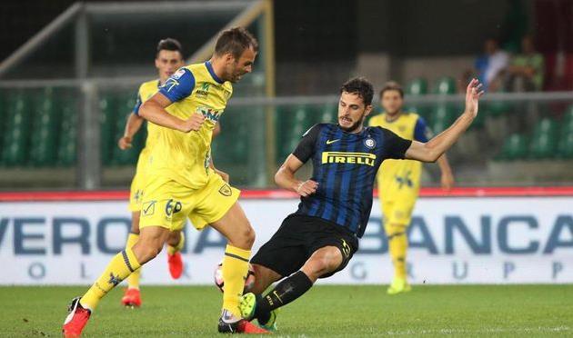 Интер начал чемпионат с поражения от Кьево