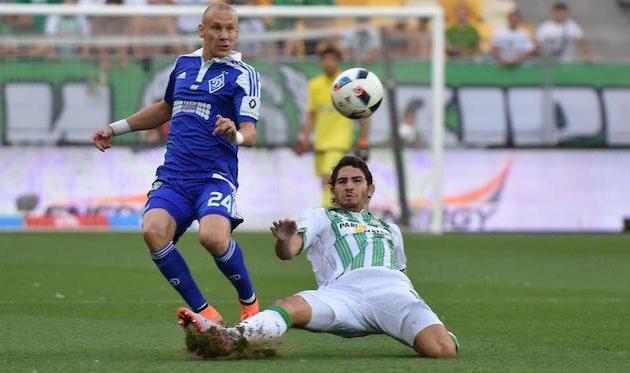 Динамо отказало итальянскому клубу впродаже защитника