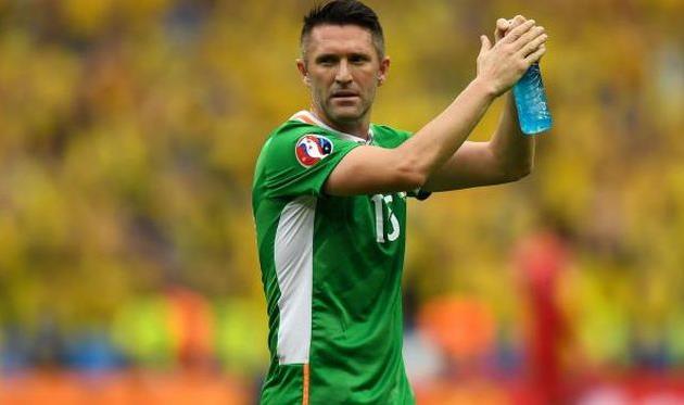 Робби Кин объявил озавершении карьеры всборной Ирландии
