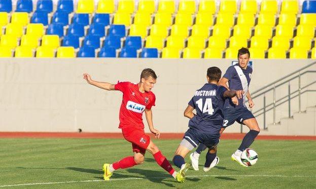 Верес устоял в матче против Десны, football.ua