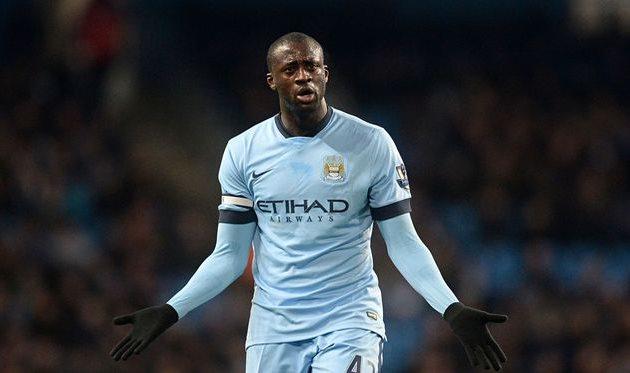ЯяТуре невключен взаявку «Манчестер Сити» наЛигу чемпионов
