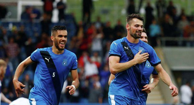 Сборная Косово сыграла вничью впервом официальном матче