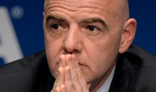 Инфантино собирается расширить чемпионат мира