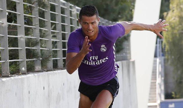 Роналду подтвердил, что сыграет с«Осасуной»