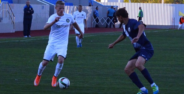 Герой тура - Евгений Морозко, football.ua