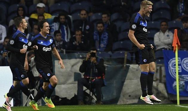 Порту - Копенгаген, uefa.com