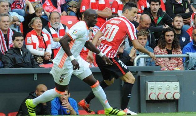 Чемпионат Испании. «Атлетик»— «Валенсия» 2:1. Адурис разочаровывает «летучих мышей»