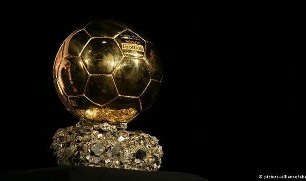 ФИФА закончит вручать «Золотой мяч» лучшему футболисту мира