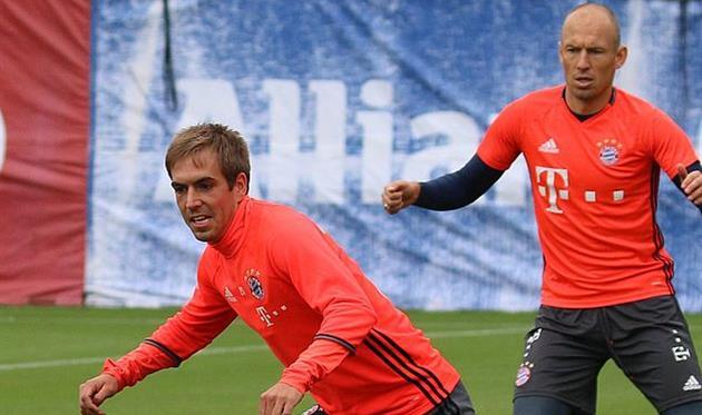 «Бавария» одолела «Герту» вматче чемпионата Германии пофутболу