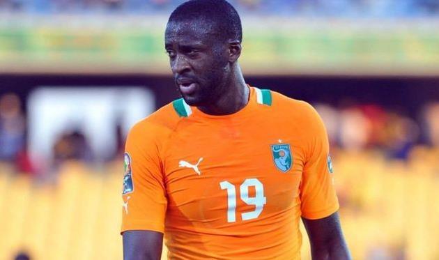 Ивуарийский футболист ЯяТуре объявил озавершении выступлений засборную