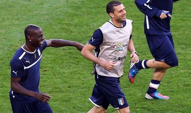 ФК «Ницца» благодаря дублю М.Балотелли разгромил «Монако»