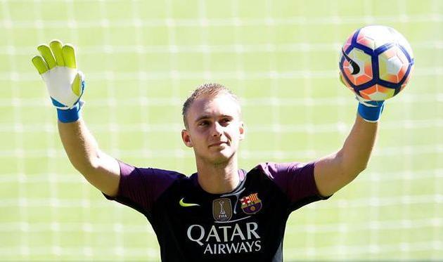 Силлессен: «Приехал вБарселону, чтобы играть вфутбол»