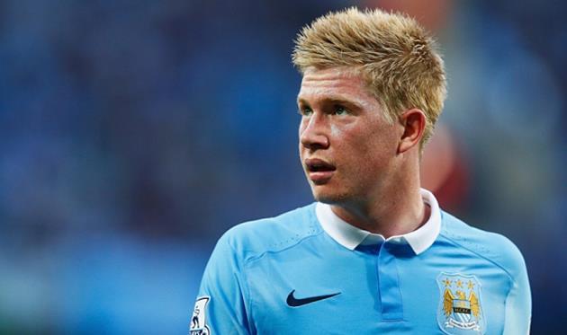 «Манчестер Сити» потерял ДеБрюйне намесяц