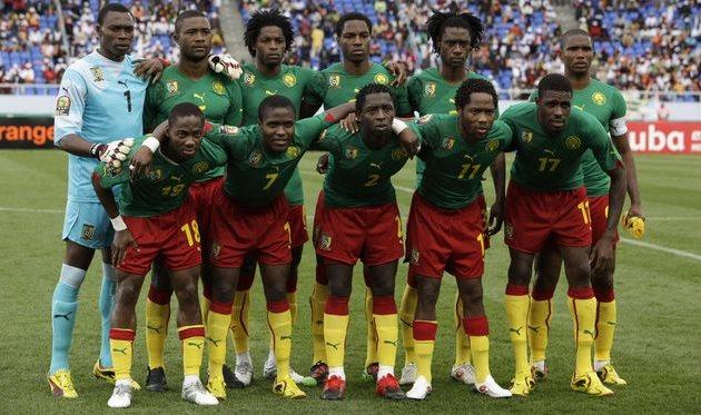 Марсель сыграет товарищеский матч с Камеруном