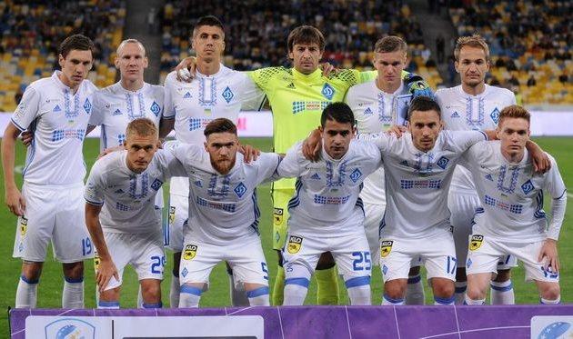 «Динамо» победило «Звезду» вматче чемпионата Украинского государства пофутболу