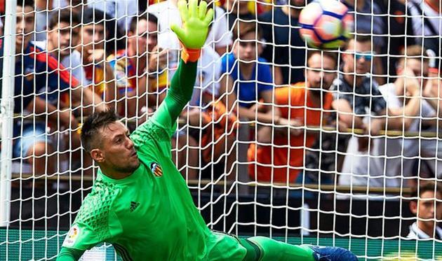 За «Атлетико» Гризманн незабил третий пенальти подряд