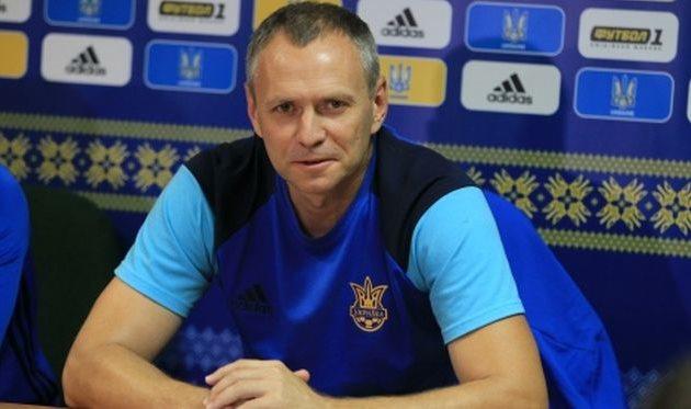Сборная Украины установила антирекорд поматчам без побед