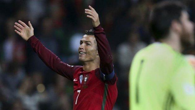 Роналду: «Ябыл полезен для сборной изабил 4 гола»