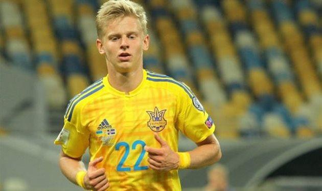Зинченко: сборной Украины необходимо работать над стандартами, так играть нельзя