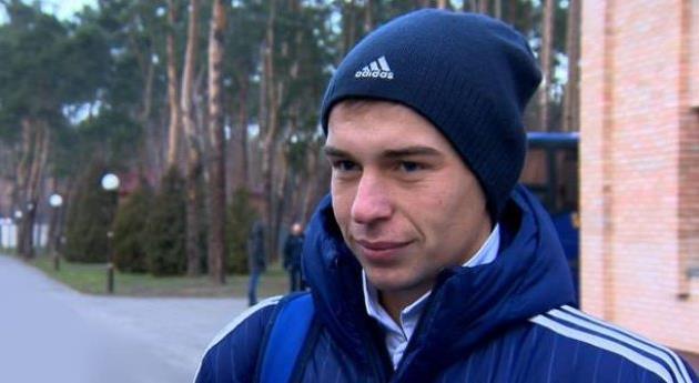 Гармаш получил травму, Ореховский вызван издубля насмену