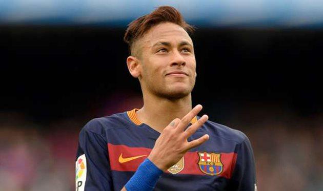 Барселона анонсировала подписание нового договора сНеймаром