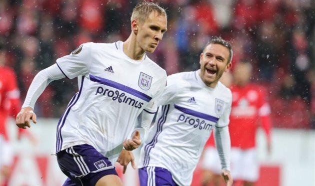 «Динамо» согласилось реализовать Теодорчика в«Андерлехт»