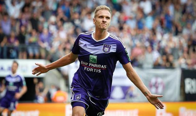 «Динамо» согласилось воплотить Теодорчика в«Андерлехт»