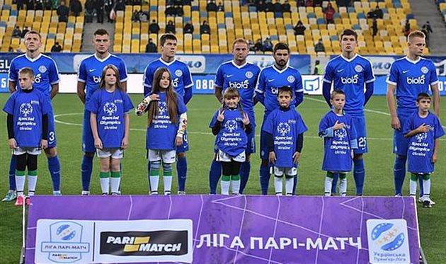 «Волынь» обыграла «Днепр» вматче Премьер-лиги