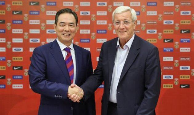 Липпи возглавил КНР истал самым высокооплачиваемым тренером планеты