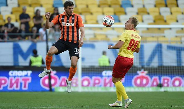 «Шахтер» разгромил «Звезду» иувеличил отрыв от«Динамо»