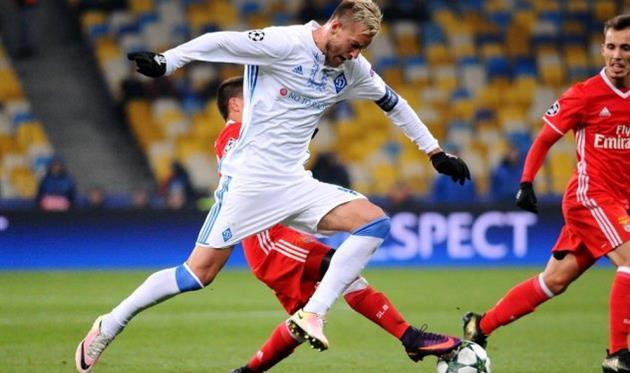 «Динамо» может надолго потерять Ярмоленко— Ребров