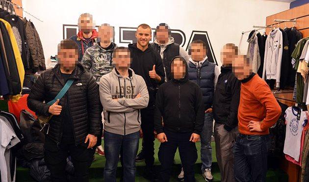 Ярмоленко пообщался сультрас «Динамо» натему инцидента вАлександрии