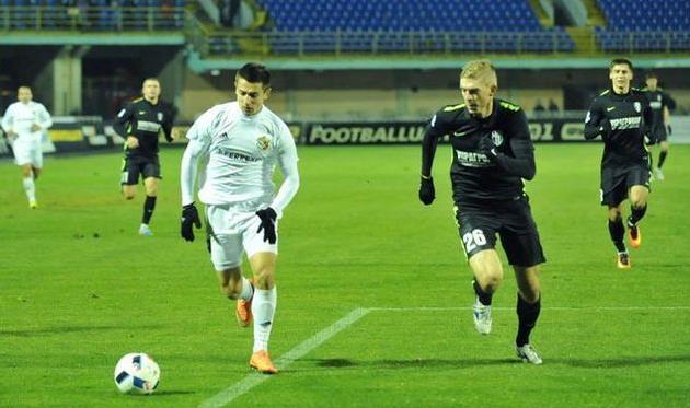 Футбольный чемпионат Украины установил новый антирекорд поколичеству наблюдателей