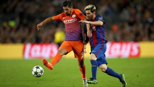 Манчестер Сити— Барселона, где смотреть онлайн видео трансляцию Лиги Чемпионов