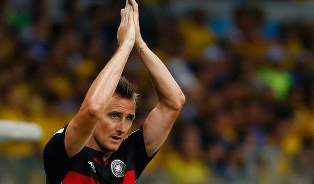 Лучший бомбардир чемпионатов мира стал тренером футбольной сборной Германии