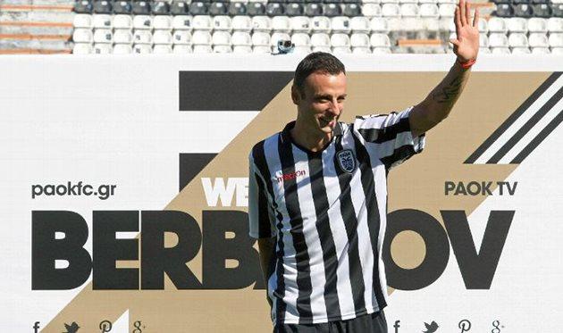 Димитар Бербатов: «Поиграв вАПЛ, больше нехочется играть нигде»
