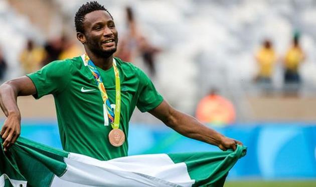 Микел неиграет за«Челси» из-за выступлений наОИ— Наставник сборной Нигерии