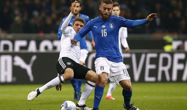 Фото с матча, twitter.com/azzurri